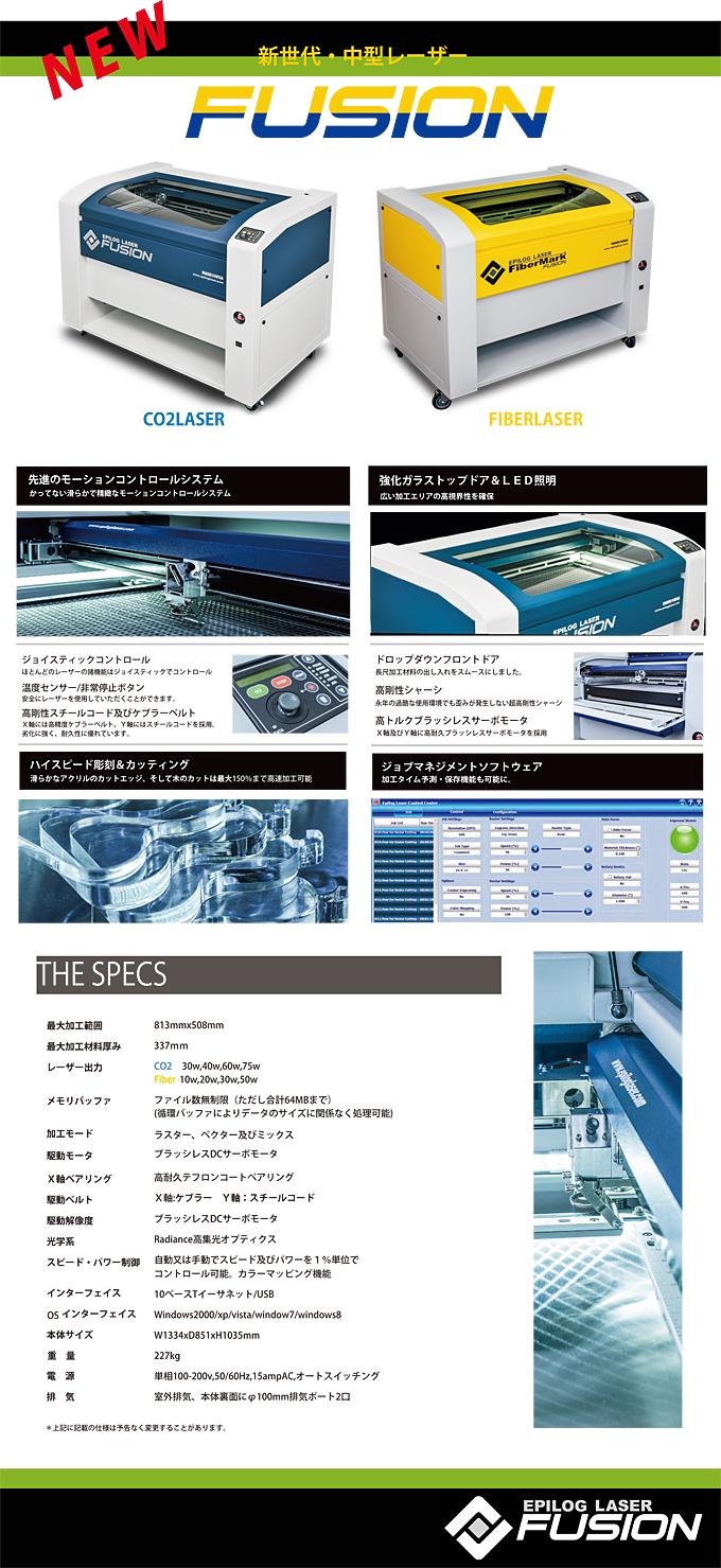 fusion製品情報